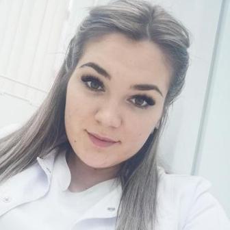 Суставова Ксения Сергеевна