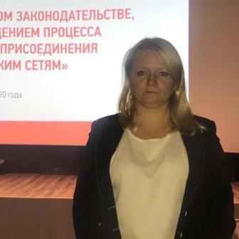 Шатская Светлана Олеговна