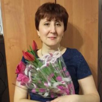 Молчанова Светлана Владимировна