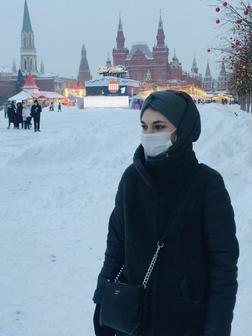Хрусталёва Софья