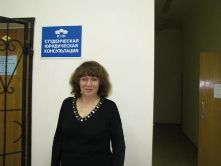 Сорокина Надежда Александровна