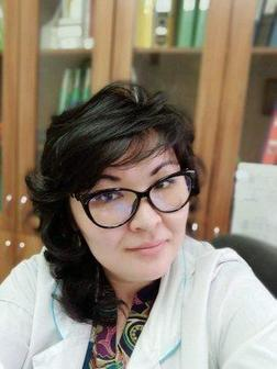 Балкаева Анна Атюловна