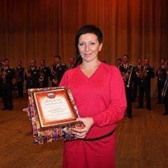 Пахомова Светлана Георгиевна
