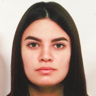 Синегаева Ангелина Николаевна