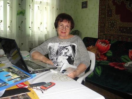 Сахатмурадова Людмила Ивановна