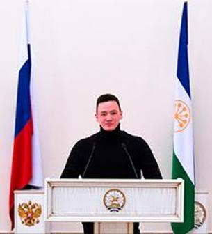 Салаватов Айгиз Фархетдинович