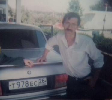 Александр Павлович Горяинов