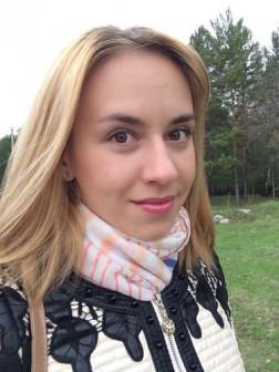 Мартюченко Лилия