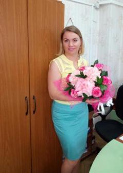 Комарова Людмила Петровна