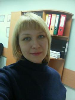 Елизарова Наталья Михайловна