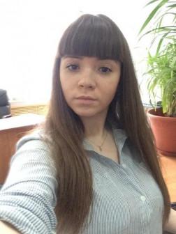 Каргина Кристина Васильевна