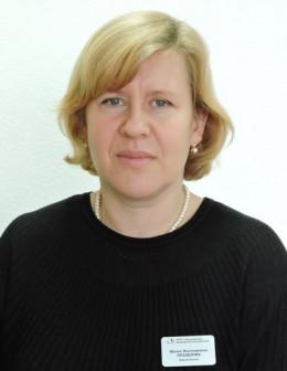 Прадедова Ирина Викторовна