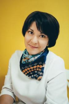 Мингазова Альбина Рашитовна