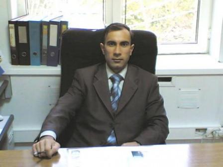Aslanov Kазахмед Cейдиевич