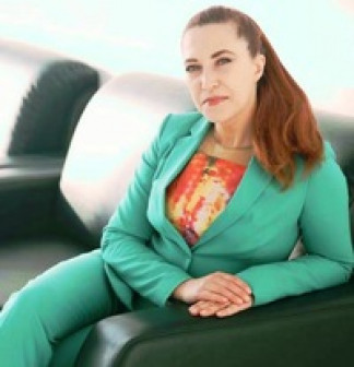Елена Райская Егорова