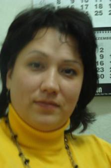 Логинова Марина Алексеевна