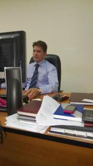 Главный специалист отдел информационных технологий