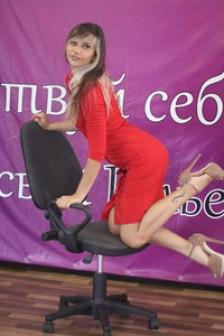 Катерина Романюк Танаева