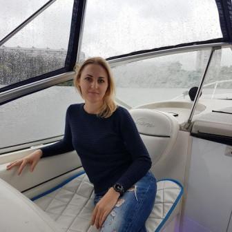 Балкунас Виолетта Александровна