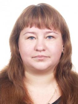 Шматова Людмила Викторовна