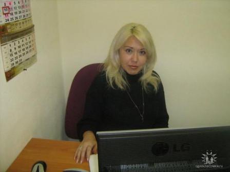 Корнилова Марина Вячеславовна