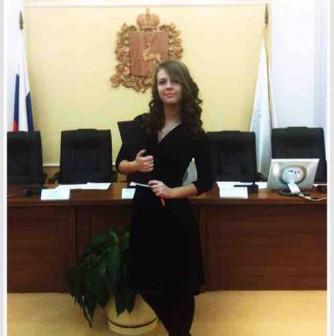 Киприна Виктория Валентиновна