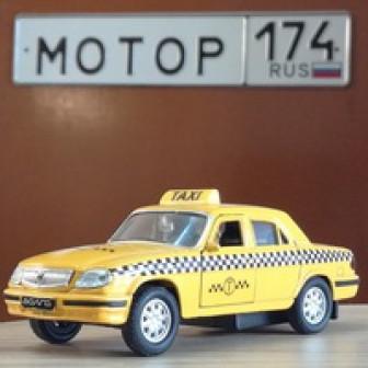 Мотор Таксомоторов