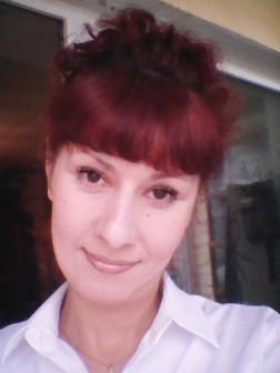Данилова Оксана Фёдоровна