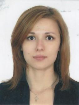 Цалова Евгения Сергеевна