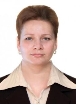Солонская Светлана Викторовна