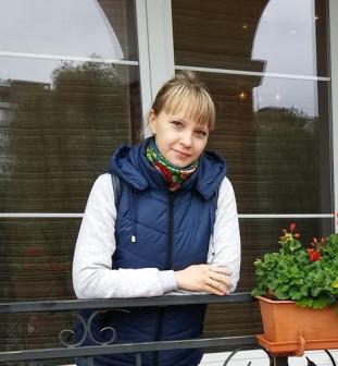 Свиридова Анна