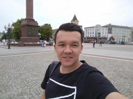Вологдин Дмитрий Александрович