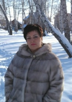 Людмила Канафина