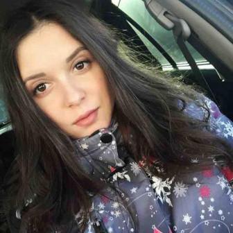 Газинская Кристина Александровна