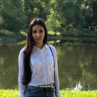 Аманбаева Джамиля  Замировна