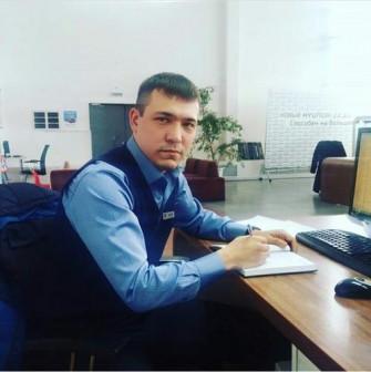 Павлов Максим Сергеевич