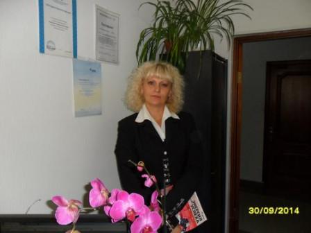 Кузнецова Людмила Викторовна