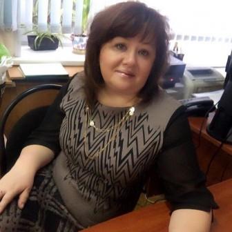 Русецкая Елена Анатольевна