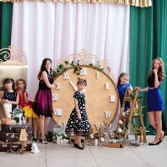 Ольга Сафина Школа