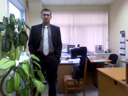 Новицкий Виктор Валерьевич