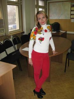 Порошкова Ксения Валерьевна