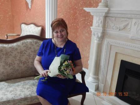 Тарасова Людмила Михайловна